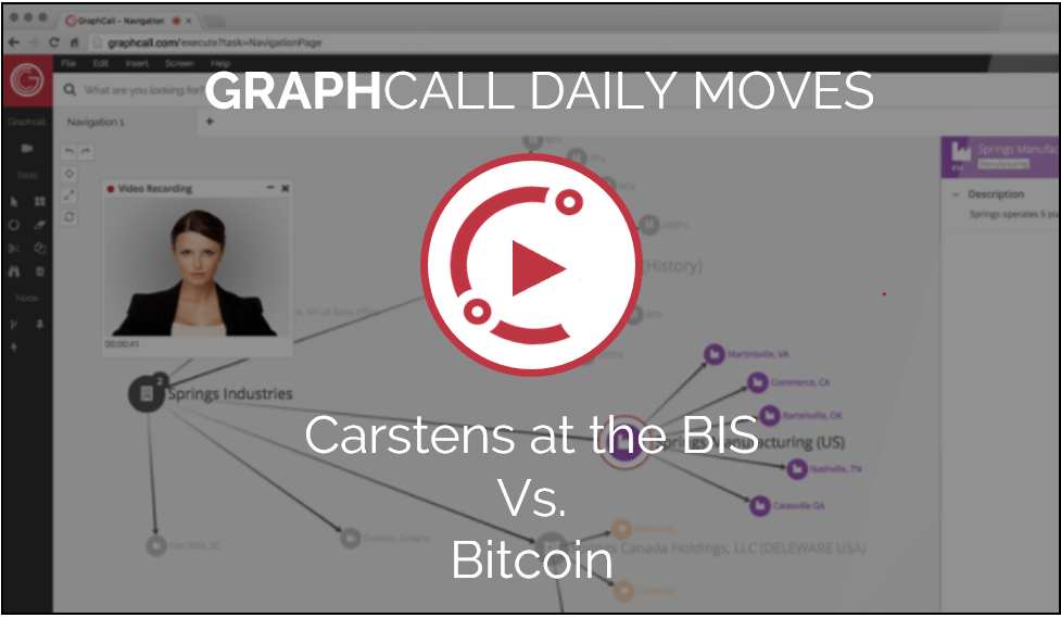 Carstens at the BIS Vs. Bitcoin
