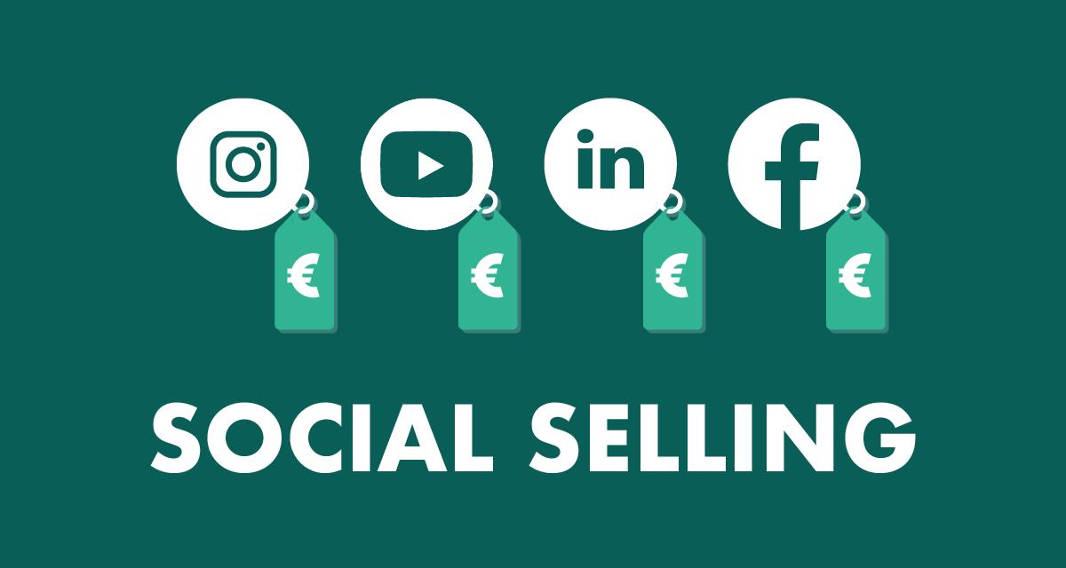 Venta social: ¿Cómo usar las redes sociales  para vender más?